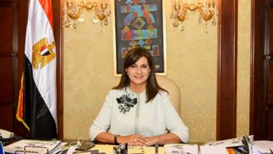 صورة وزيرة الهجرة تلتقي ممثلي الجاليات المصرية بالخارج استعدادا لإطلاق مؤتمر لدعم «حياة كريمة»
