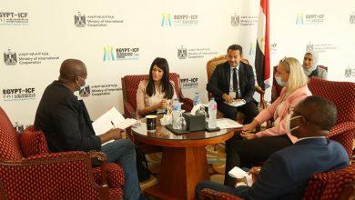 صورة البنك الأفريقي للتنمية يرحب بالتعاون مع مصر في مجال إنتاج اللقاحات وتصديرها لدول القارة
