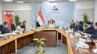 """صورة """"الأوروبى لإعادة الإعمار"""": نتطلع للتعاون مع مصر فى البنية التحتية والمرافق"""
