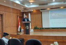 صورة محافظ بورسعيد يناقش مقترح مشروع إنشاء كوبري عائم جديد